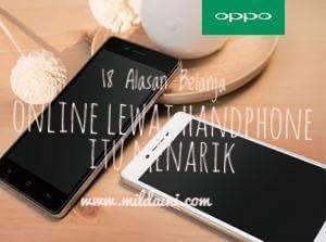 18 Alasan Belanja Online Dengan Aplikasi Handphone Itu Lebih Menarik