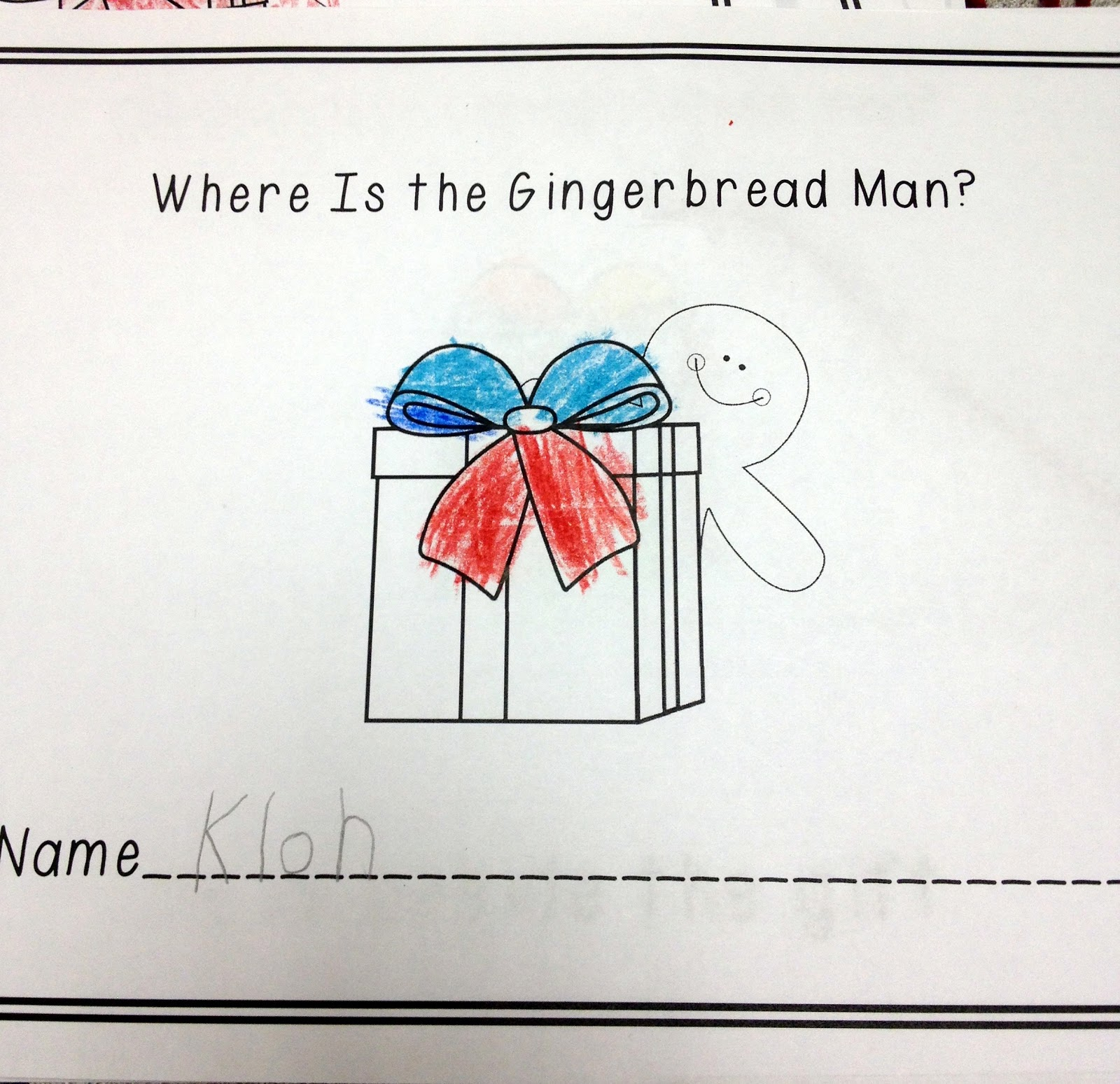 Carolina Teacher: Kwanzaa, Gingerbread, and a Freebie!