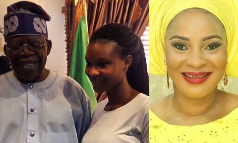 tinubu sponsor moji olaiya daughter education