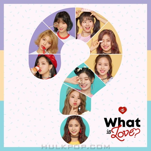 TWICE – What is Love? – EP (FLAC_CD + ITUNES PLUS AAC M4A)
