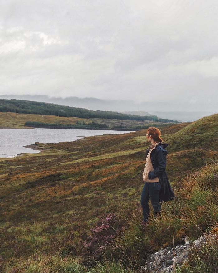 Road trip aux alentours du Loch Lomond en Ecosse