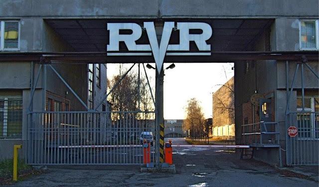 RVR rupnica riga