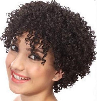 Model rambut wanita keriting Pixie Cut
