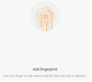 Trik Menambahkan Lebih dari 5 Sidik Jari Pada Perangkat Android / MIUI Manapun, ini caranya