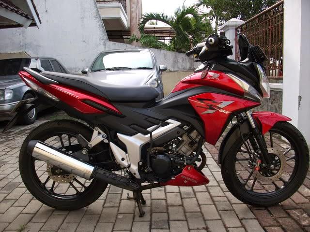 Kumpulan Foto Modifikasi Motor Honda CS1 Terbaru  Modif