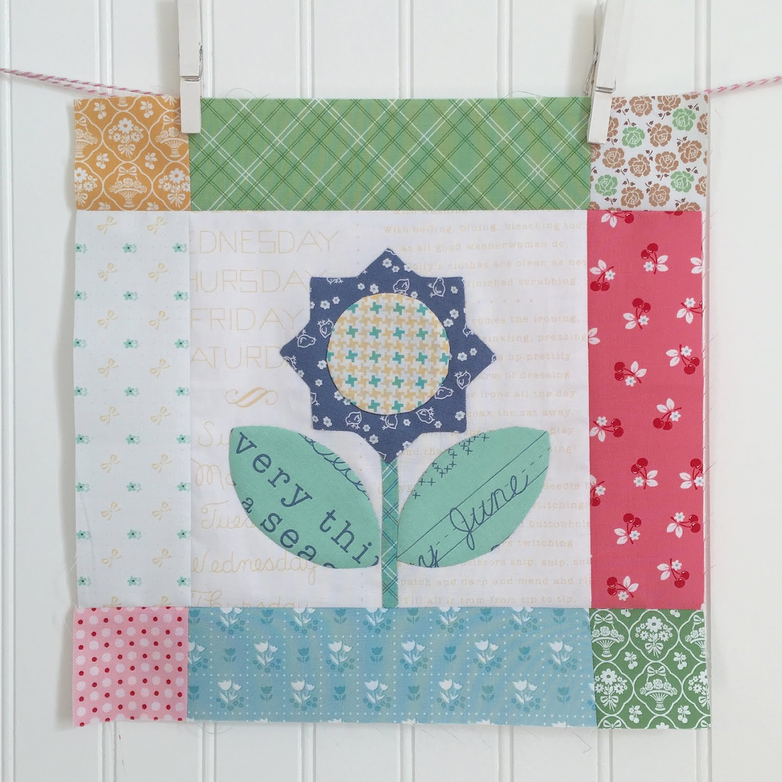 BLOOM Sew Along! 4