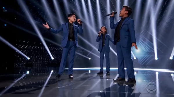 "TNT Boys wow with stellar cover of 'Listen' at ""The World's Best"""