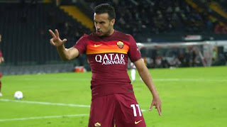 Pedro Still not Available for Sampdoria