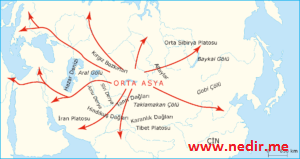 Orta Asya'nın Yayılma Alanı En Geniş Olan Kültür Hangisidir?