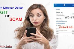 Aplikasi Big Cash Penghasil Uang Gratis TAPI - Bukti Pembayaran