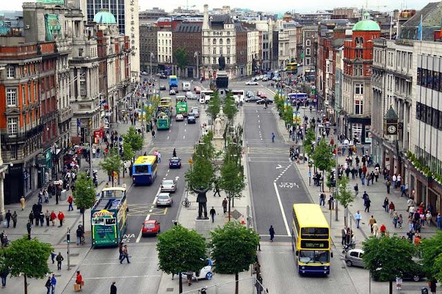 Roteiro de 2 dias em Dublin