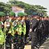 Ribuan Pasukan Gabungan Amankan Pilkades Serentak Gelombang III