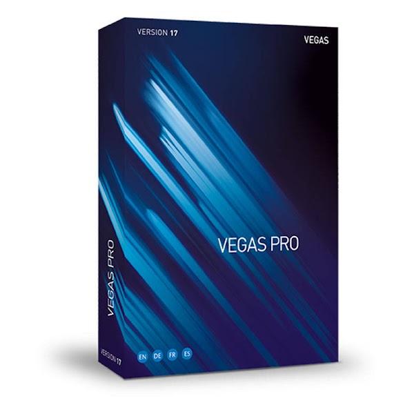 Download MAGIX Vegas Pro 17 Final Terbaru Full Version