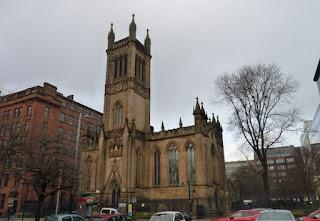 Glasgow, Ramshorn Theatre.