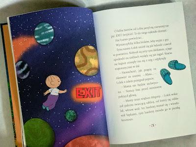 Nowe przygody Bolka i Lolka, książka, spis treści, opowiadania składowe