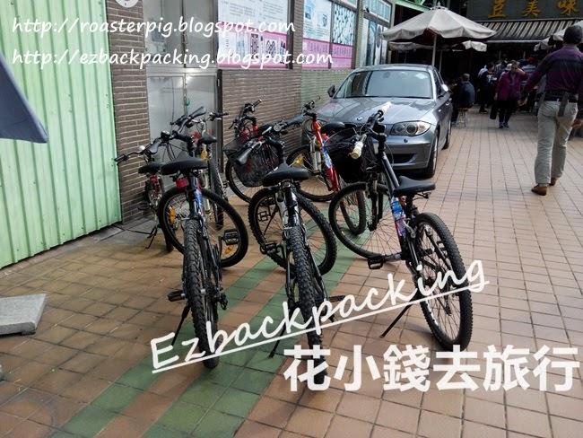 河上鄉豆腐花單車