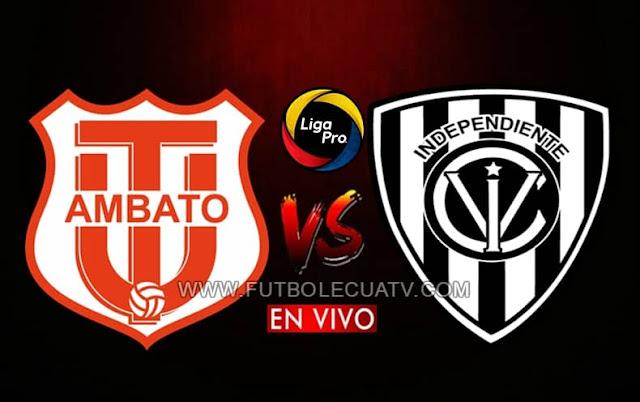 Técnico Universitario se mide ante Independiente del Valle en vivo a partir de las 14h00 hora local, siendo emitido por GolTV Ecuador por la fecha siete del campeonato ecuatoriano a realizarse en el campo Bellavista. Siendo el juez principal Jaime Sánchez.