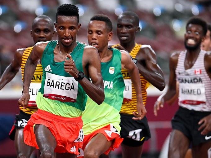 Tokió 2020 - Etiópiáé az első arany atlétikában