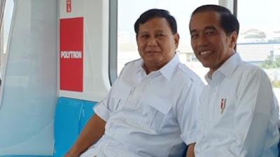 Islah Jokowi-Prabowo dan Teladan Nabi SAW