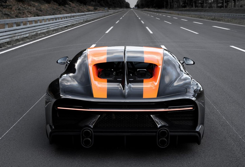 Bugatti Chiron Super Sport 300 - 2021 - AZH-CARS