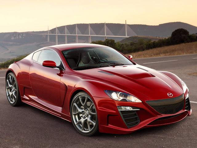 RX1 Στις 30 Οκτωβρίου, η Mazda θα μας δείξει το RX-9; Mazda, Mazda RX-7, Mazda RX-9, zblog