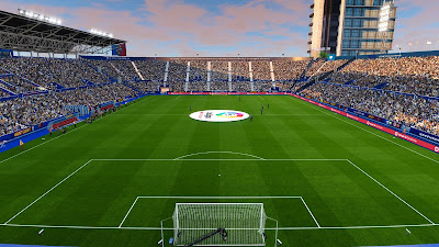 PES 2020 Stadium Ciutat de València ( With Enlighten )