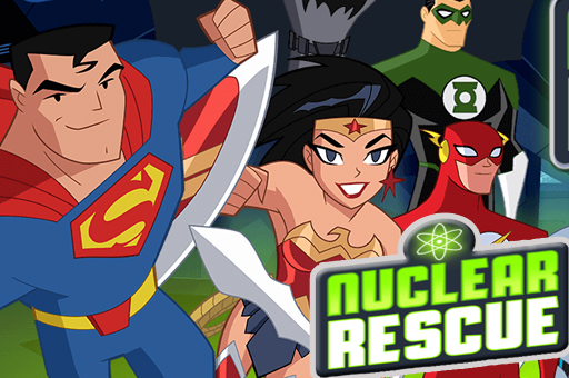 Superman Nuclear Rescue