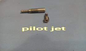 Gambar pilot jet