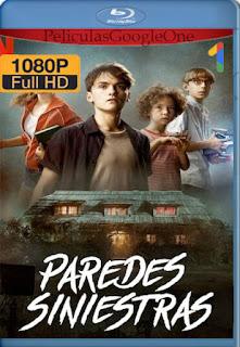Paredes siniestras (The Strange House) (2020) [1080p Web-DL] [Latino-Inglés-Alemán] [LaPipiotaHD]