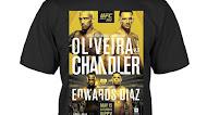 UFC 262 Oliveira vs Chandler T Shirt