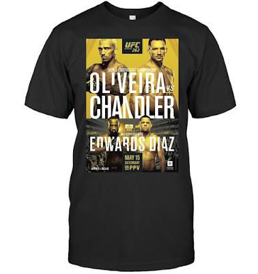 UFC 262 Oliveira vs Chandler T Shirts