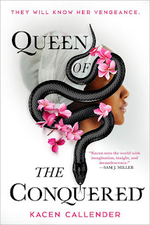 Interview with Kacen Callender, author of Queen of the Conquered