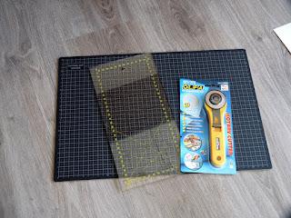 Bases, Reglas y Cutters para cortar telas