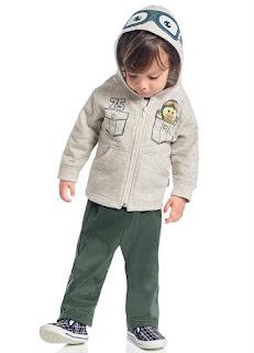 Atacado moda bebê