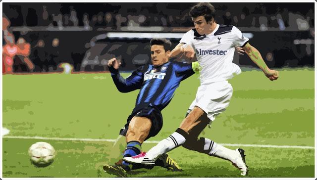 Bale Internazionale Tottenham Gareth