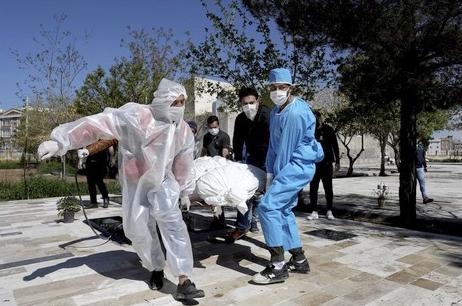 "agadir press : 337 وفاة بسبب ""كورونا"" خلال 24 ساعة بإيران"