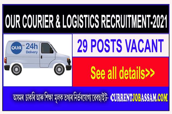 Our Courier & Logistics Recruitment 2021