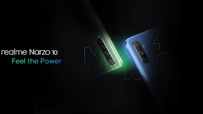Realme Narzo 10 full Specifications, Price and Launch Date in India