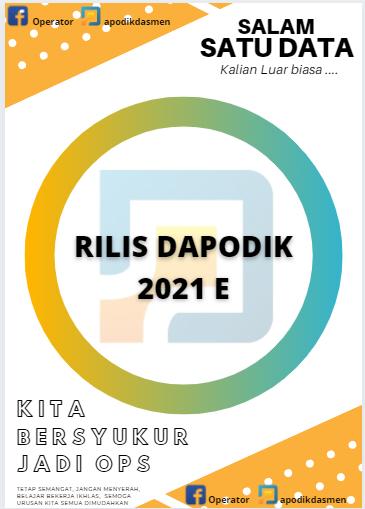 gambar aplikasi dapodik 2021 e