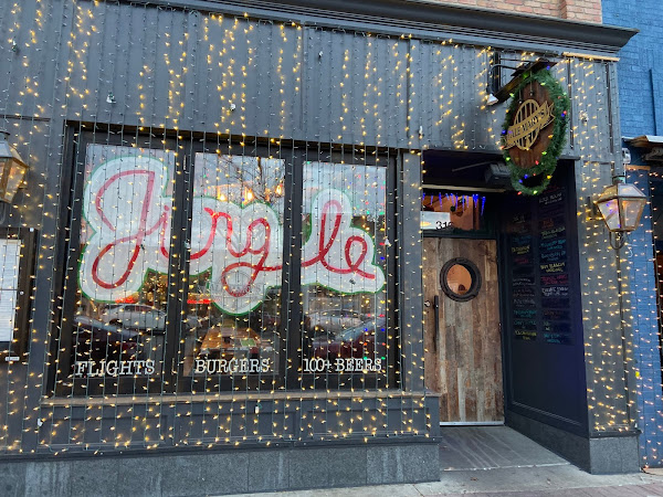 Christmas Pop-Up: Jingle at Ale Mary's Beer Hall