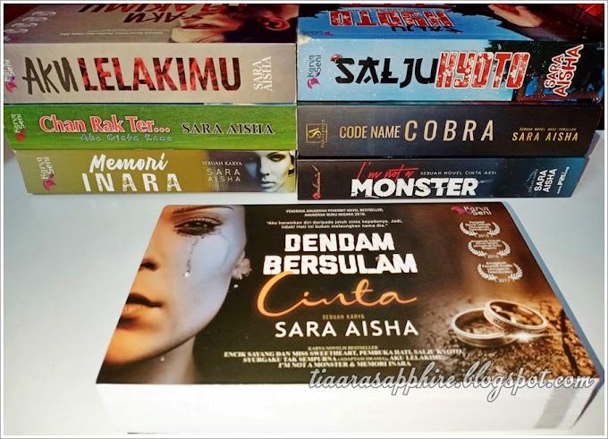 Novel | Dendam Bersulam Cinta by Sara Aisha