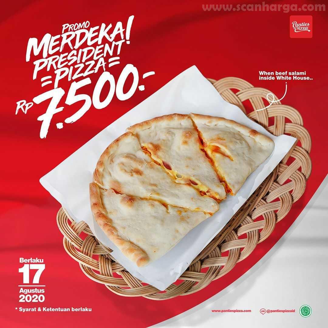 Promo Panties Pizza Merdeka
