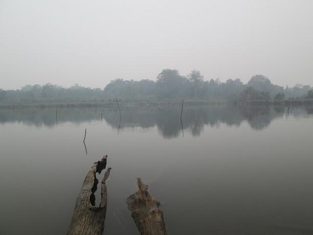 Danau Ugo, Potensi Wisata Alam di Batanghari Yang Terkendala Infrastruktur