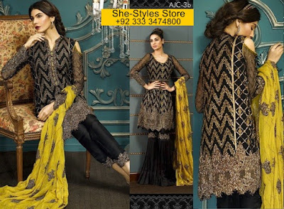 Asim Jofa Mysorie Chiffon for Summer Eid