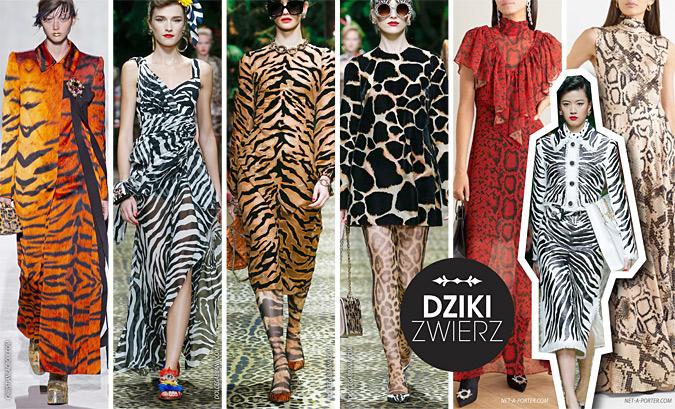 jakie wzory modne wiosna lato 2020