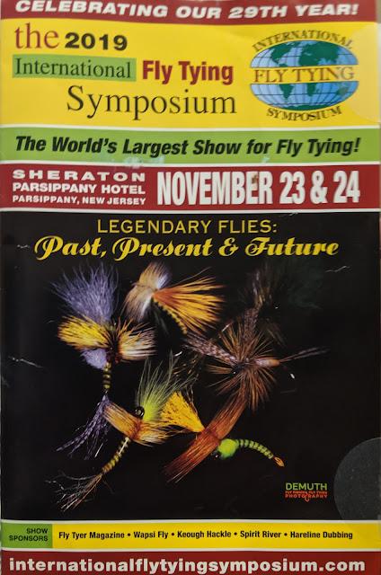The 2019 International Fly Tying Symposium: November 23rd & 24th
