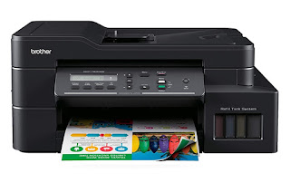 Brother DCP-T820DW Driver Download, Review And Price