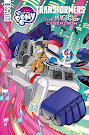 My Little Pony The Magic of Cybertron #3 Comic Cover A Variant