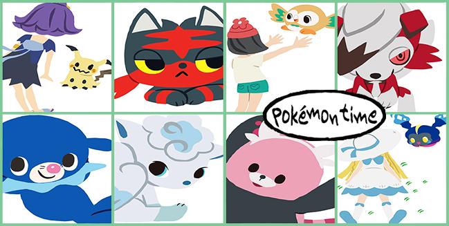 The Popular Pokemon Time Series Returns!