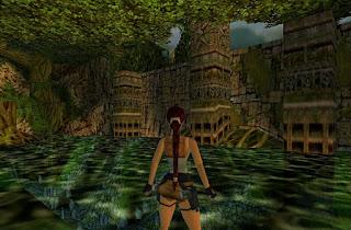 Tomb Raider III playstation game online